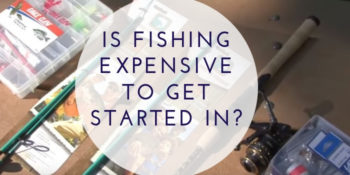 is fishing expensive to get starred in?